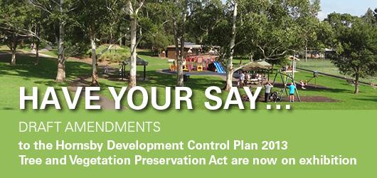 Tree Preservation Amendments