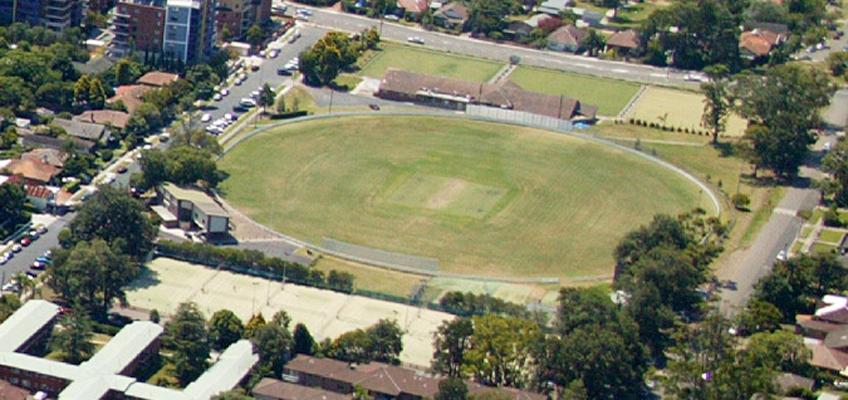Waitara Park oval