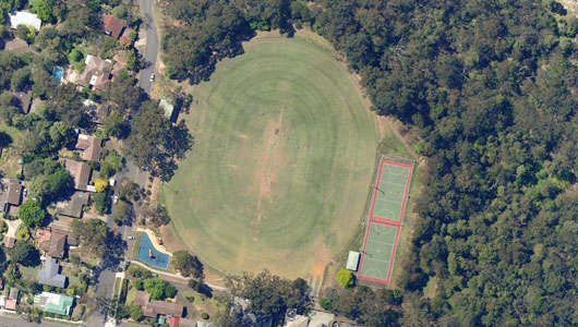 Normanhurst Oval