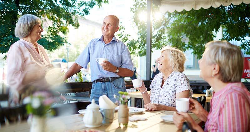 seniors activites