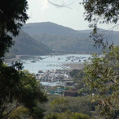 Berowra Waters
