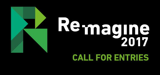 Re-magine logo