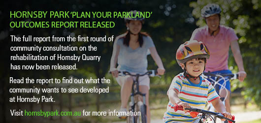 Hornsby Park Outcomes Report