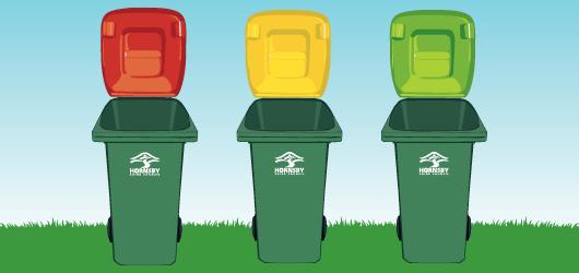 order additional bins