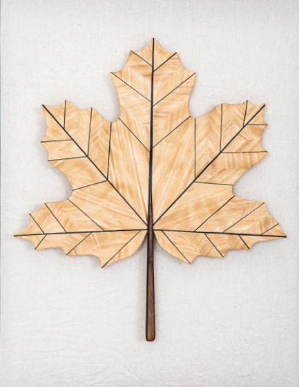 Beverly Beck - Maple Leaf