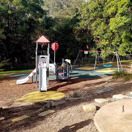 Larool Crescent Playground