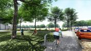 Westleigh Park walking track 1 – concept