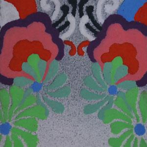 Artist Melissa Harvey - Unravelled, Untold