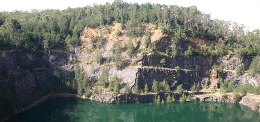 Hornsby Quarry