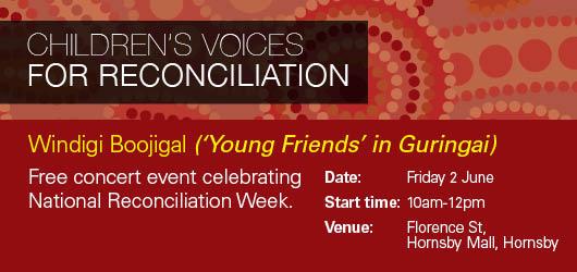 Children's Voices for Reconciliation