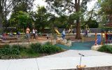 Asquith Nature play equipment