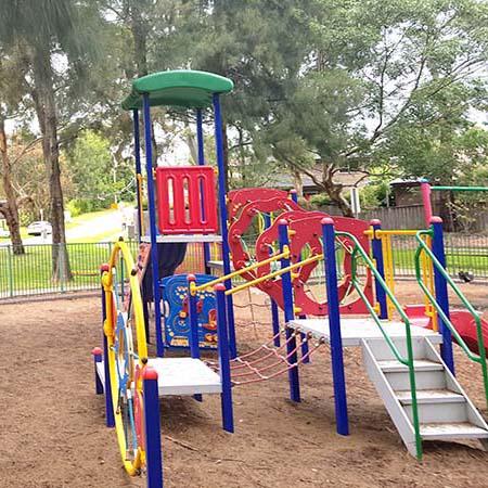 Robert Road Park Playground