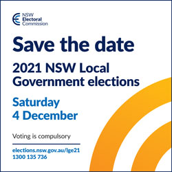 Save the Date - LG Elections