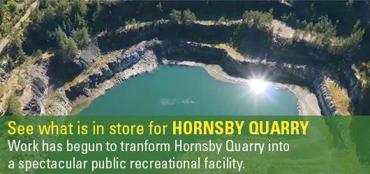 Hornsby Quarry Transformation