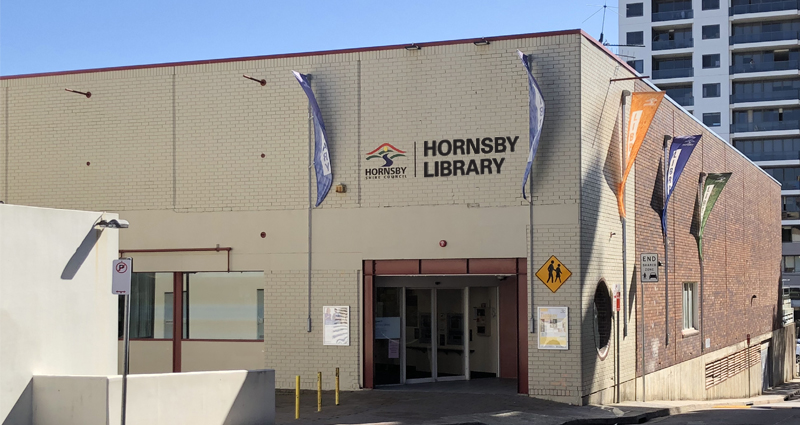 Hornsby Library Thumbnail