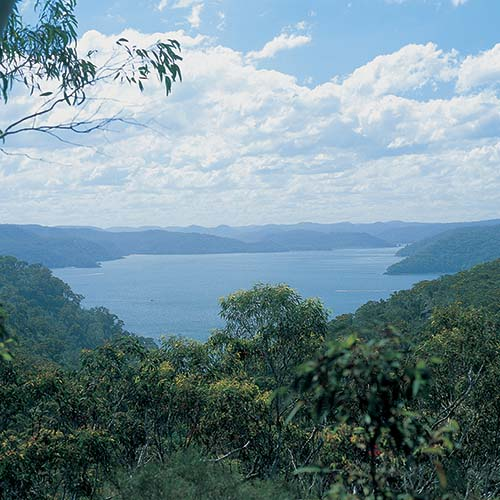 Hawkesbury River View