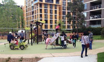 Orara Park Playground