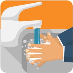 handwash etiquette