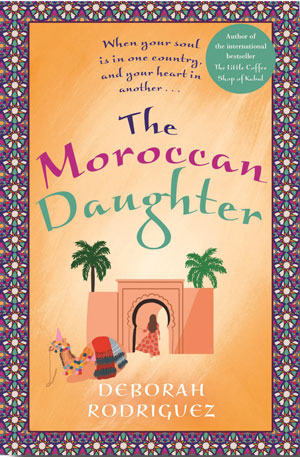 The Moroccan Daughter book cover