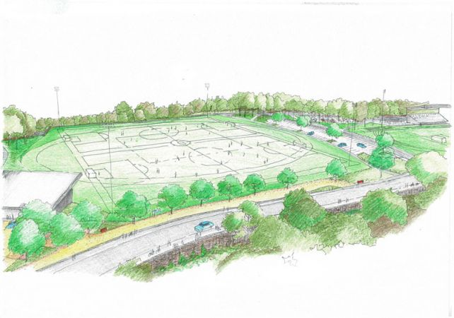 Westleigh Park North Sports – concept