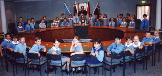 Council operations