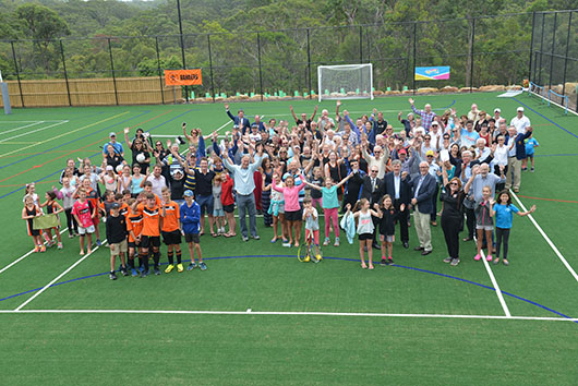 NEW SPORT CENTRE FOR NORTH EPPING