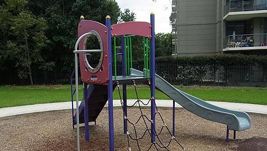 Orara Street Park playground