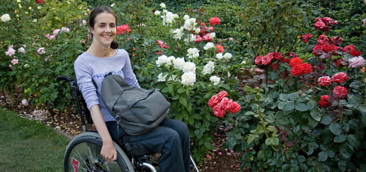 living with disabilty