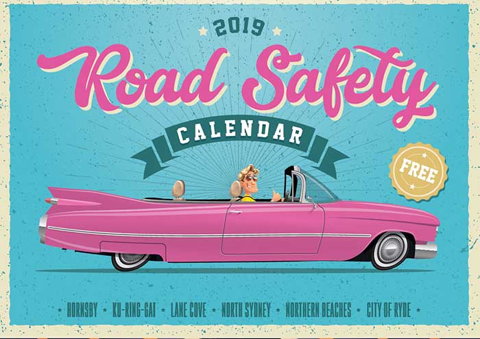 Road Safety Calendar