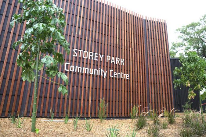 Storey Park exterior