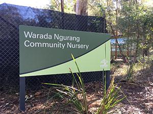 Warada Ngurang Community Nursery