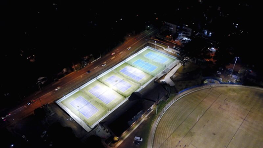 Waitara Tennis Courts