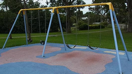 Waitara Oval playground