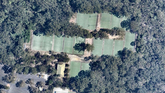 Pennant Hills Netball Courts