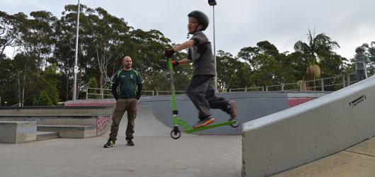 Galston Skate Park