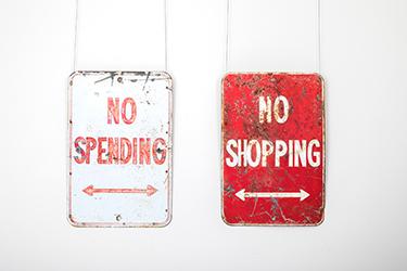 No Shopping No Spending