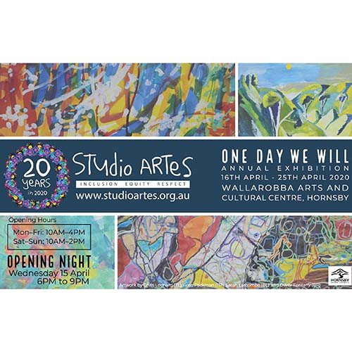 Studio Artes - One Day We Will