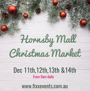 Hornsby Mall Christmas Market