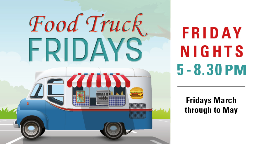 Food truck Fridays facebook banner
