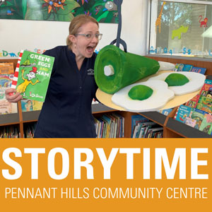 Pennant Hills Storytime