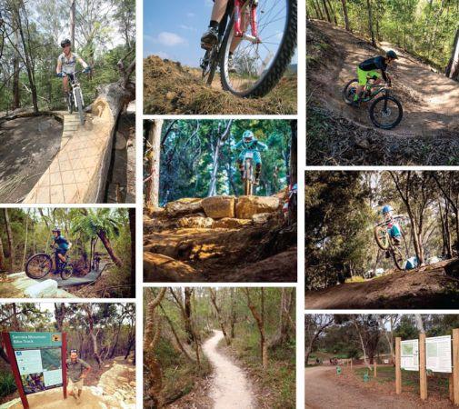 Westleigh Park Mountain bike – concept