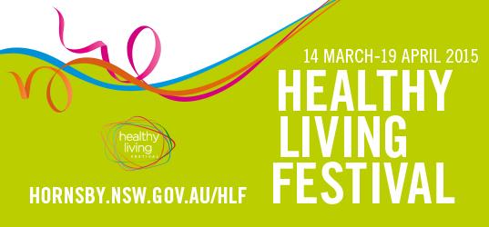 Healthy Living Festival 2015