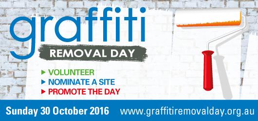 Graffiti Removal Day