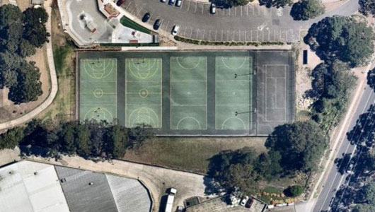 Greenway Park Netball Courts
