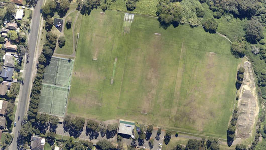 Montview Oval