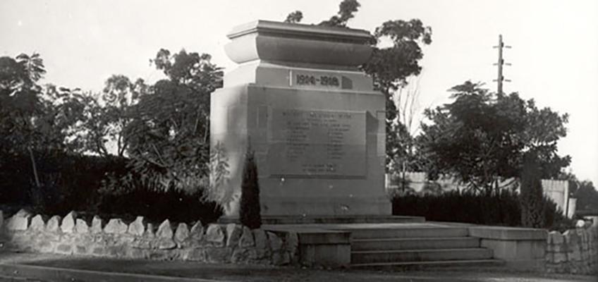 Beecroft War Memorial