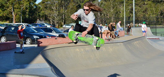 Cherrybrook Skate Park