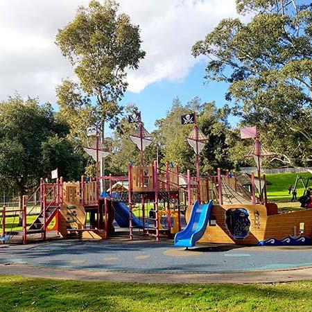 Ruddock Park Playground
