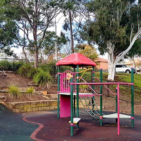 Thomas Thompson Playground