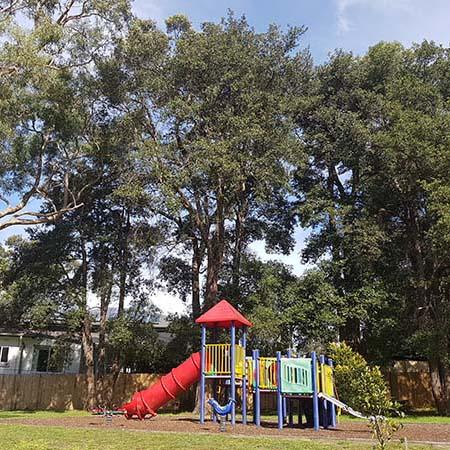 Amor Street Playground